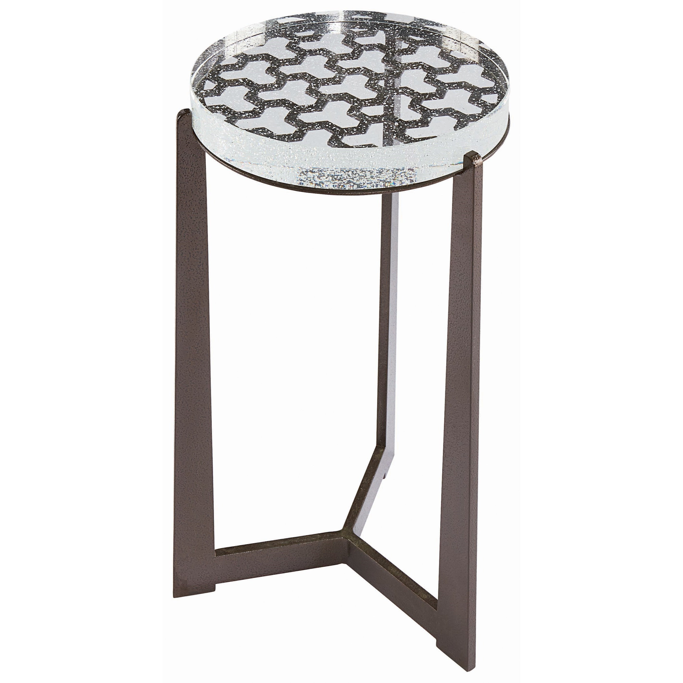 A.R.T. Furniture Inc Geode Crystal Spot Table - Item Number: 238363-0027