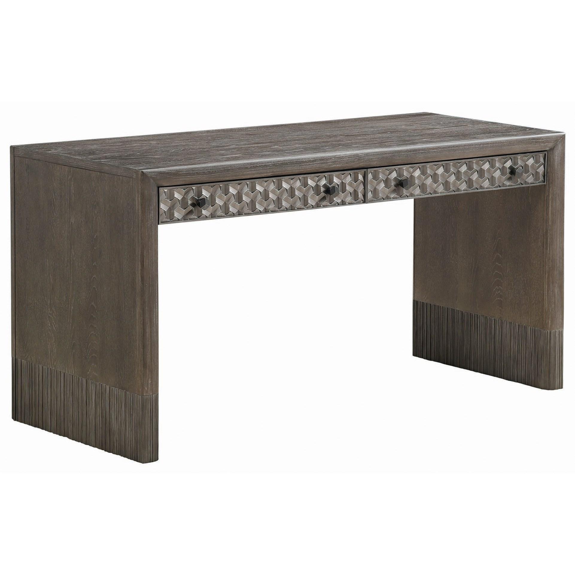 A.R.T. Furniture Inc Geode Selenite Writing Desk - Item Number: 238421-2303