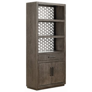 Tourmaline Door Bookcase