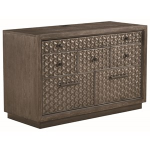 A.R.T. Furniture Inc Geode Tourmaline File/Entertainment Credenza