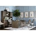 A.R.T. Furniture Inc Geode Tourmaline Credenza & Hutch