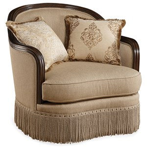 A.R.T. Furniture Inc Giovanna Upholstered Chair