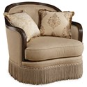 A.R.T. Furniture Inc Giovanna Upholstered Chair - Item Number: 509503-5327AB
