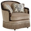 The Great Outdoors Giovanna Upholstered Chair - Item Number: 509503-5527AB