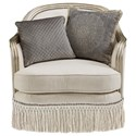 The Great Outdoors Giovanna Upholstered Chair - Item Number: 509503-5727AB