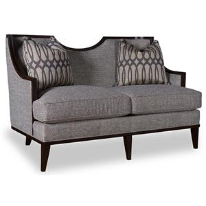 A.R.T. Furniture Inc Intrigue Harper - Mineral Loveseat