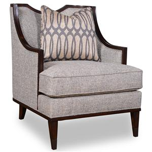 A.R.T. Furniture Inc Intrigue Harper - Mineral Chair