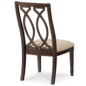 Belfort Signature Bolbrook Wood Back Side Chair