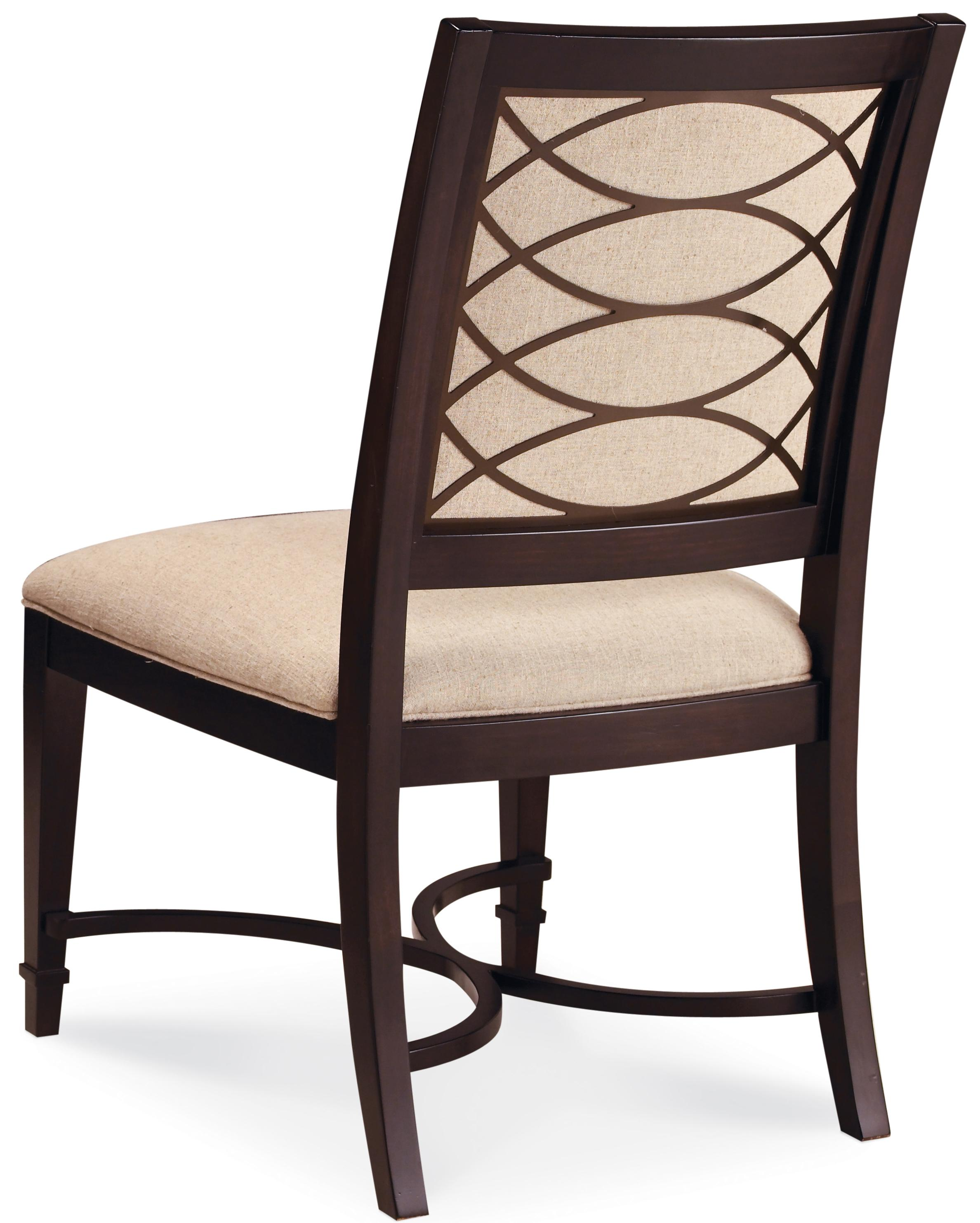 Belfort Signature Bolbrook Upholstered Side Chair - Item Number: 61206-2636