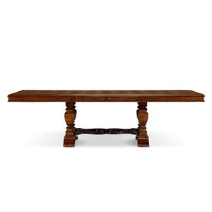 A.R.T. Furniture Inc Marbella Double Pedestal Dining Table