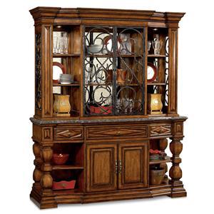 A.R.T. Furniture Inc Marbella China Cabinet