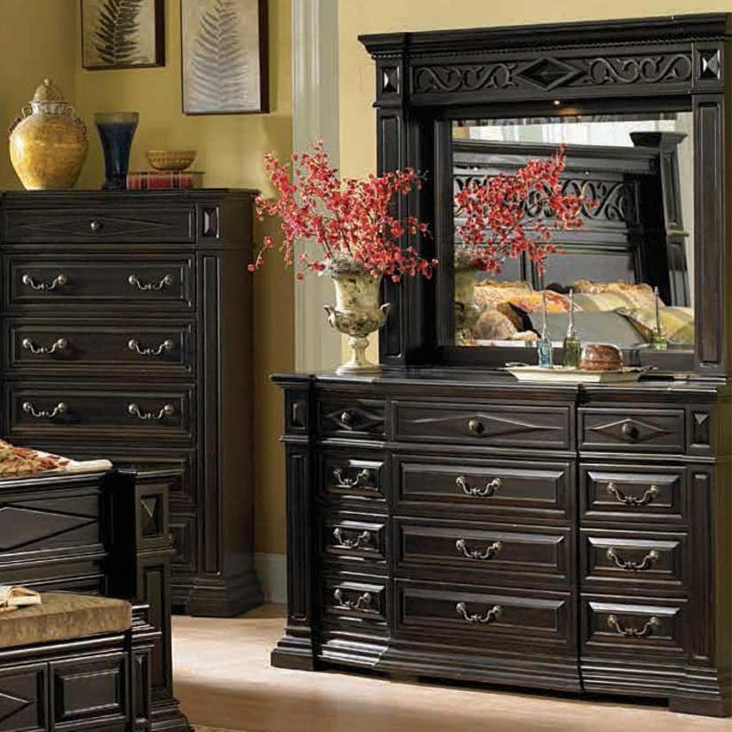 Drawer Dresser With Mirror Drawer Dresser Landscape