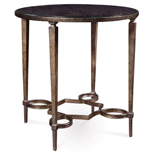 A.R.T. Furniture Inc Marni Round Metal Table