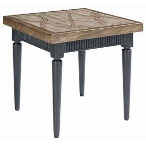 Leon Square Side Table