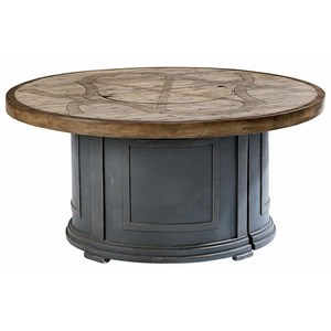 Sutter Firepit Table