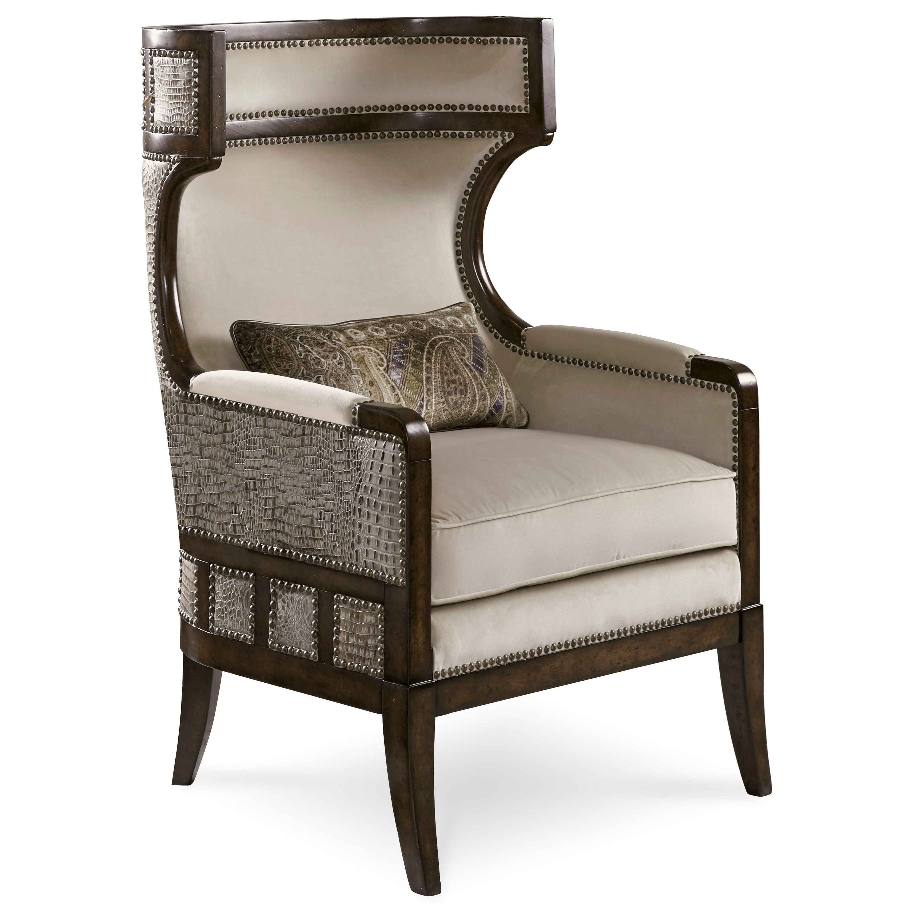 A.R.T. Furniture Inc Palazzo Accent Chair - Item Number: 519574-5001AA
