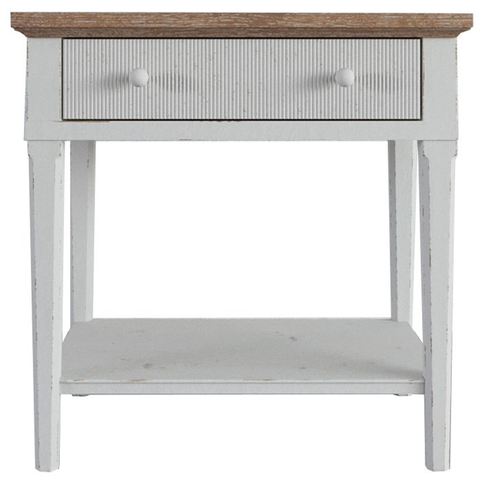Palisade Nightstand by A.R.T. Furniture Inc at Baer's Furniture