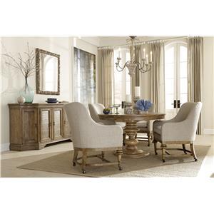 Klien Furniture Pavilion Casual Dining Room Group