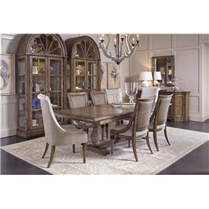 A.R.T. Furniture Inc Pavilion Formal Dining Room Group