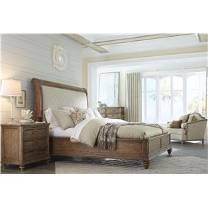 A.R.T. Furniture Inc Pavilion Queen Bedroom Group