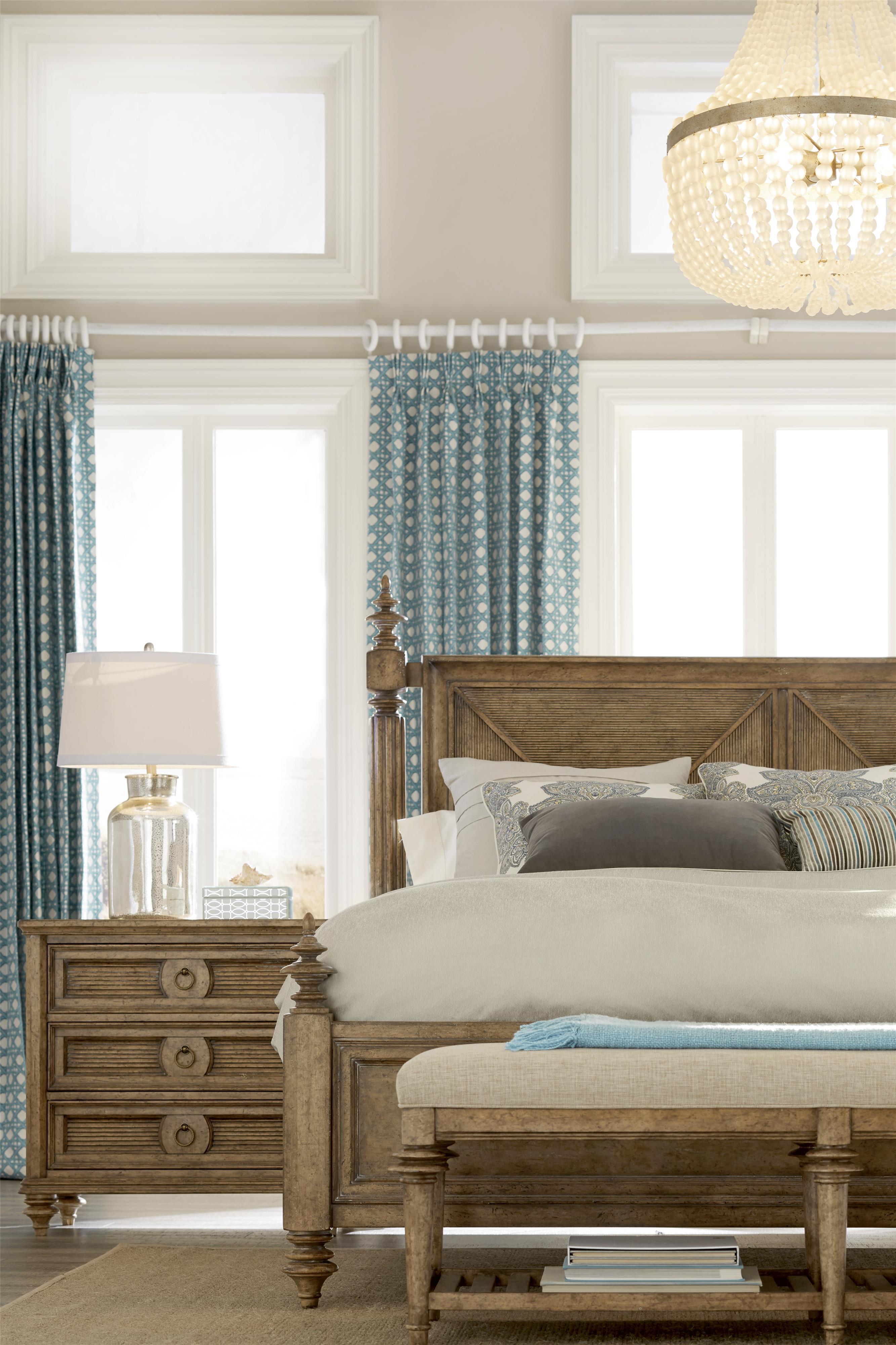 A.R.T. Furniture Inc Pavilion Queen Bedroom Group - Item Number: 229000-2608 Q Bedroom Group 4