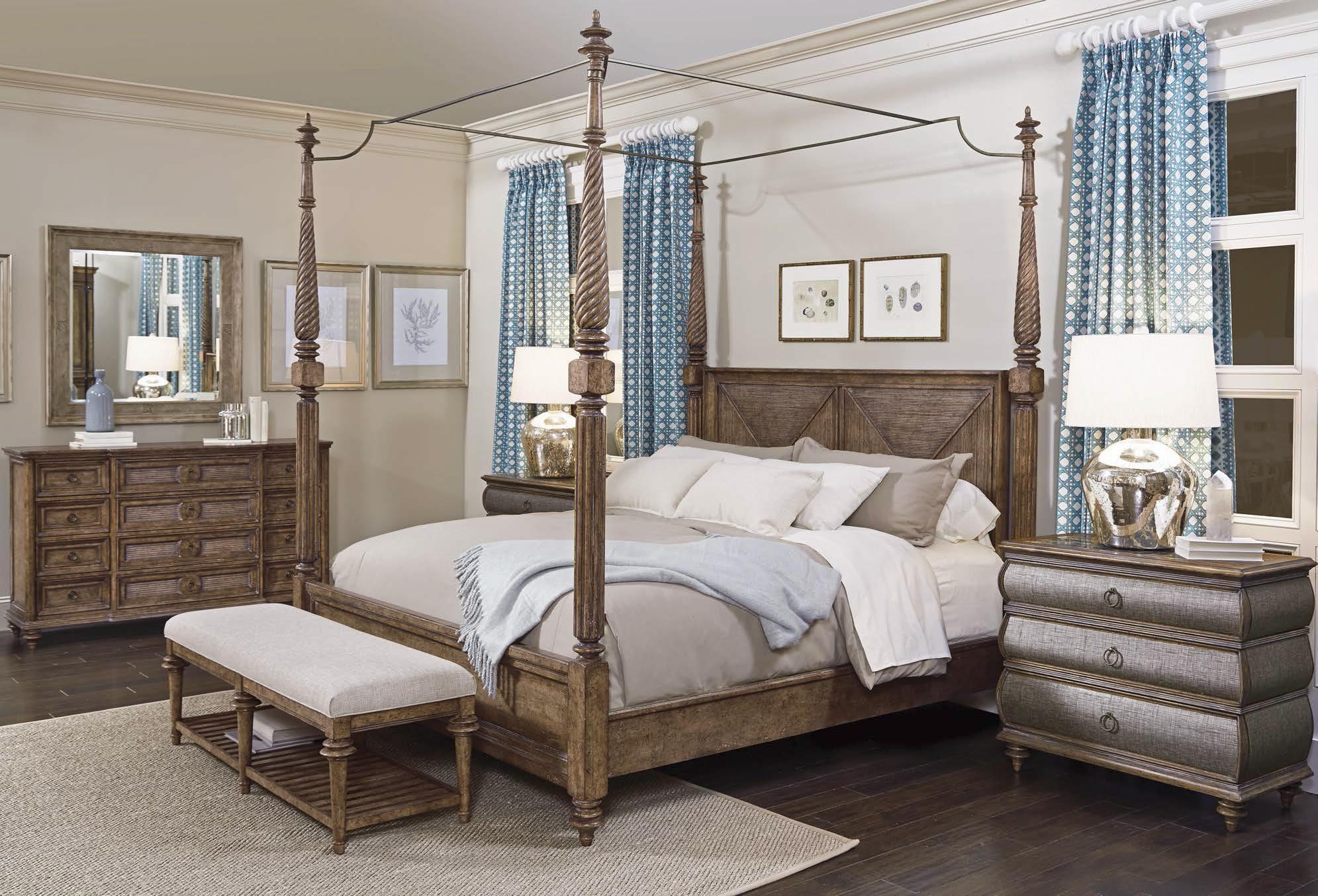 A.R.T. Furniture Inc Pavilion King Bedroom Group - Item Number: 229000-2608 K Bedroom Group 8