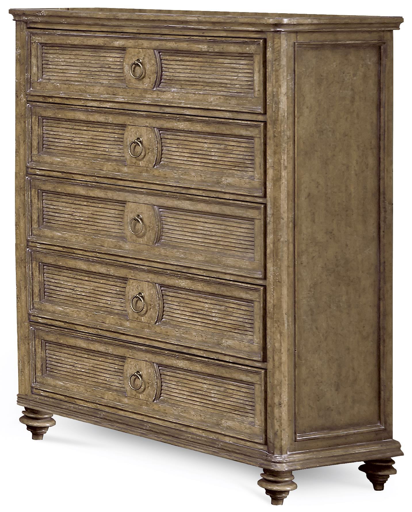 A.R.T. Furniture Inc Pavilion Drawer Chest - Item Number: 229150-2608