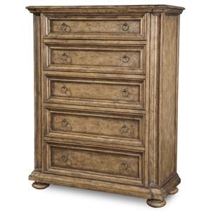 A.R.T. Furniture Inc Pavilion Breakfront Drawer Chest