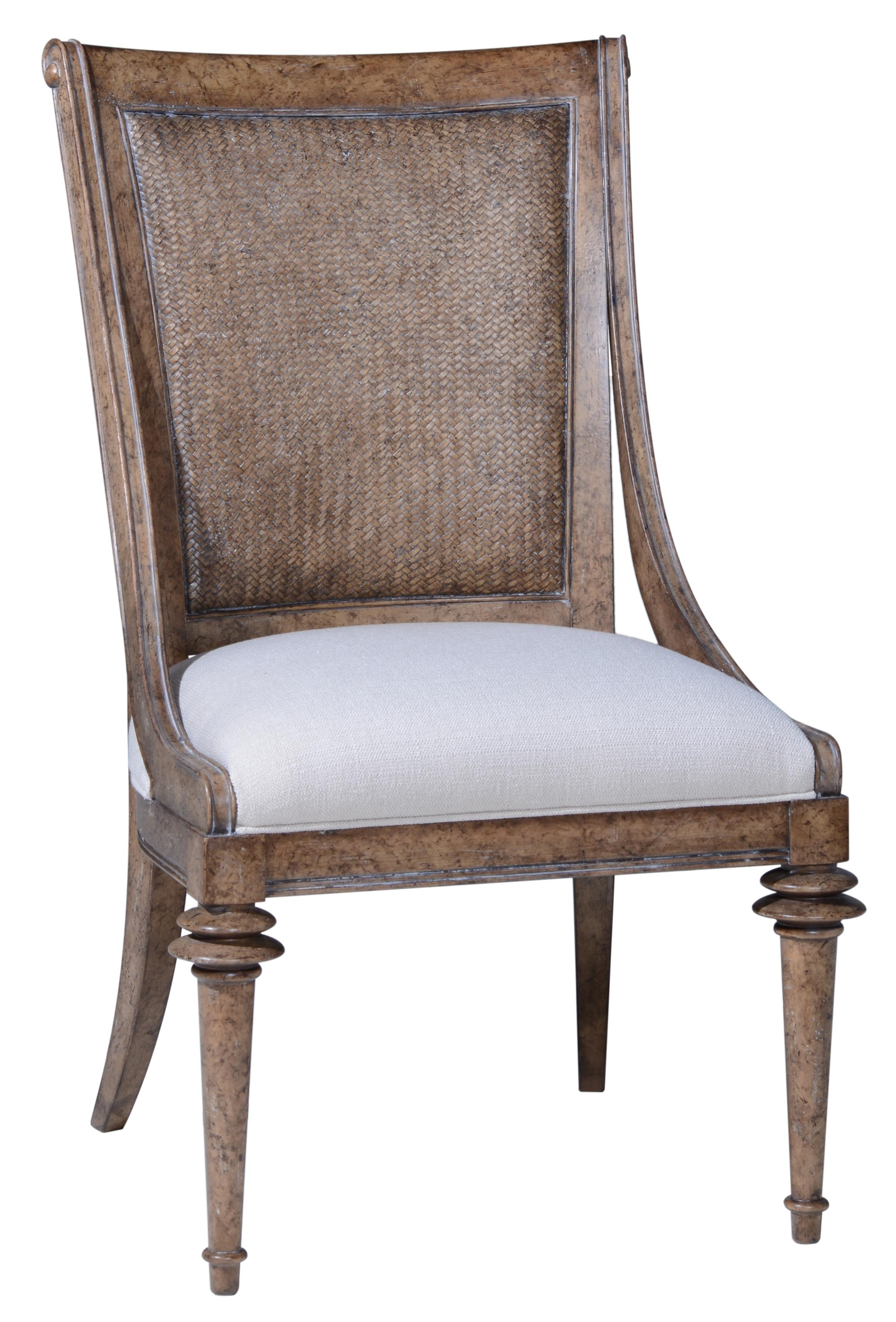 A.R.T. Furniture Inc Pavilion Woven-Back Sling Chair - Item Number: 229200-2608
