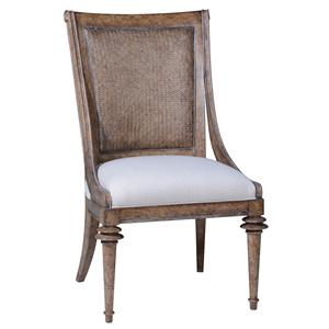 A.R.T. Furniture Inc Pavilion Woven-Back Sling Chair