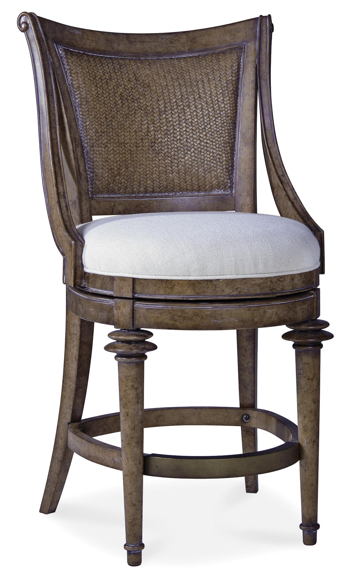 A.R.T. Furniture Inc Pavilion Woven-Back High Dining Chair - Item Number: 229209-2608