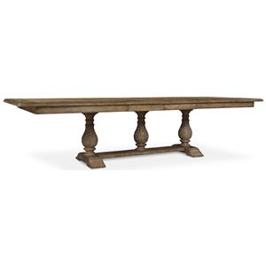 A.R.T. Furniture Inc Pavilion Trestle Dining Table