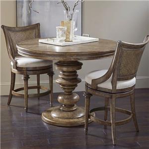 Klien Furniture Pavilion 3-Piece Counter Table Set