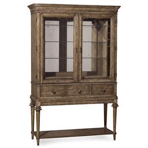 Markor Furniture Pavilion Bar Cabinet