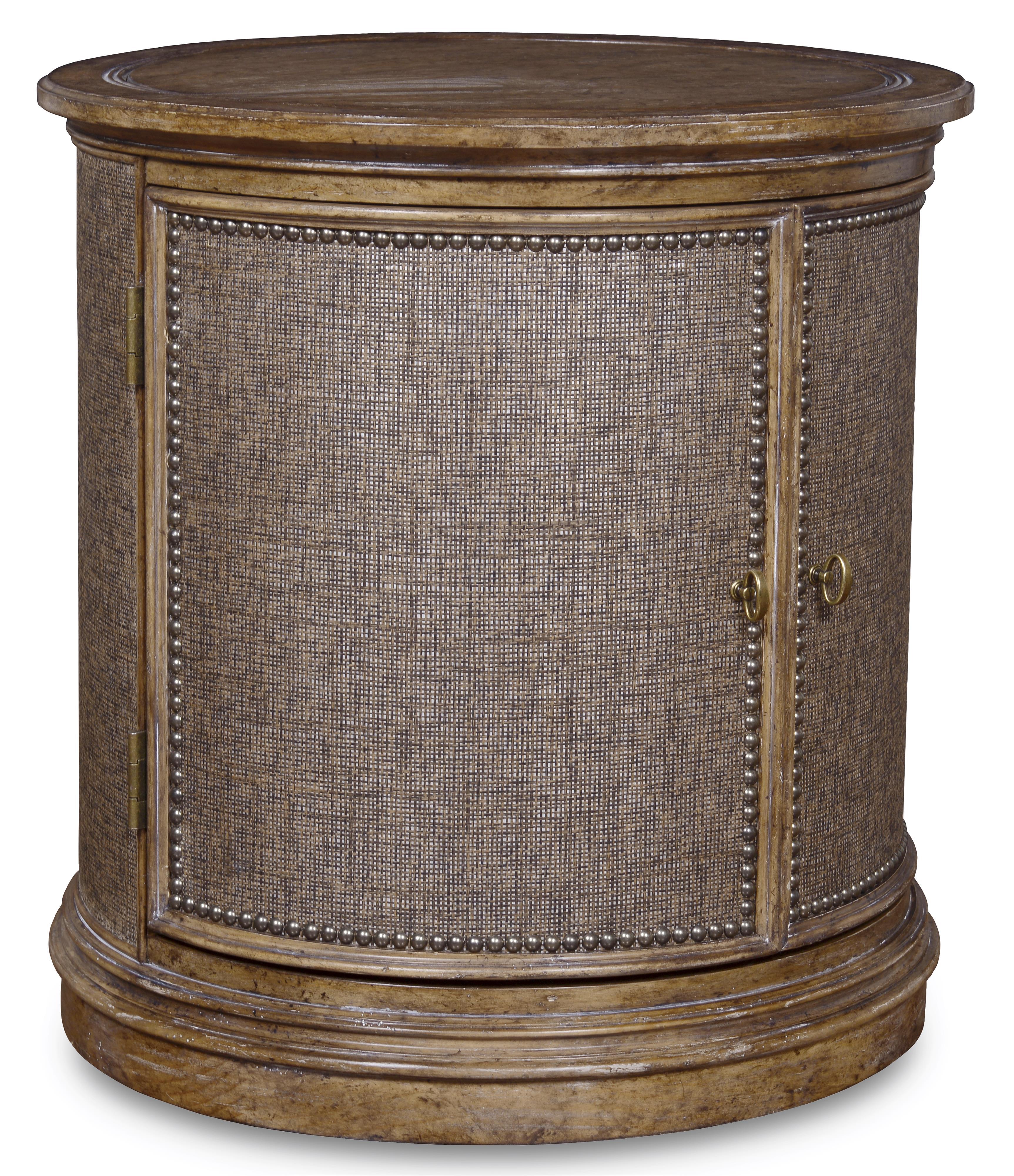 A.R.T. Furniture Inc Pavilion Drum Table - Item Number: 229304-2608