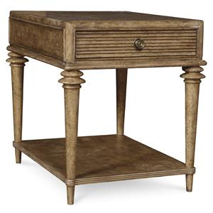 A.R.T. Furniture Inc Pavilion Drawer End Table