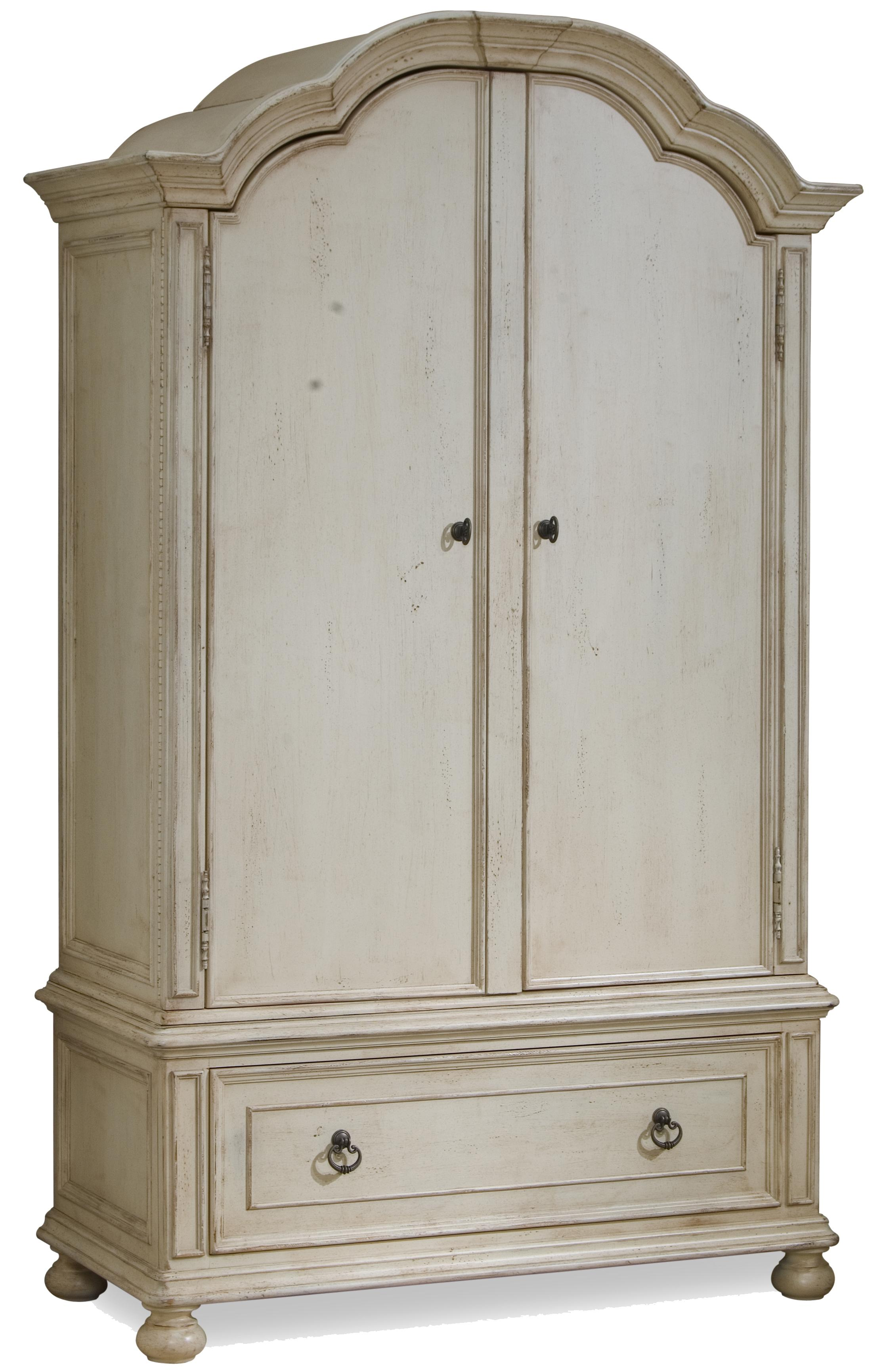 Belfort Signature Sonnet Wardrobe - Item Number: 76161-62