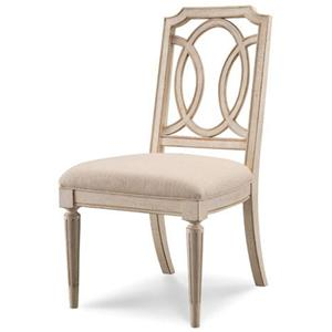 Belfort Signature Sonnet Side Chair