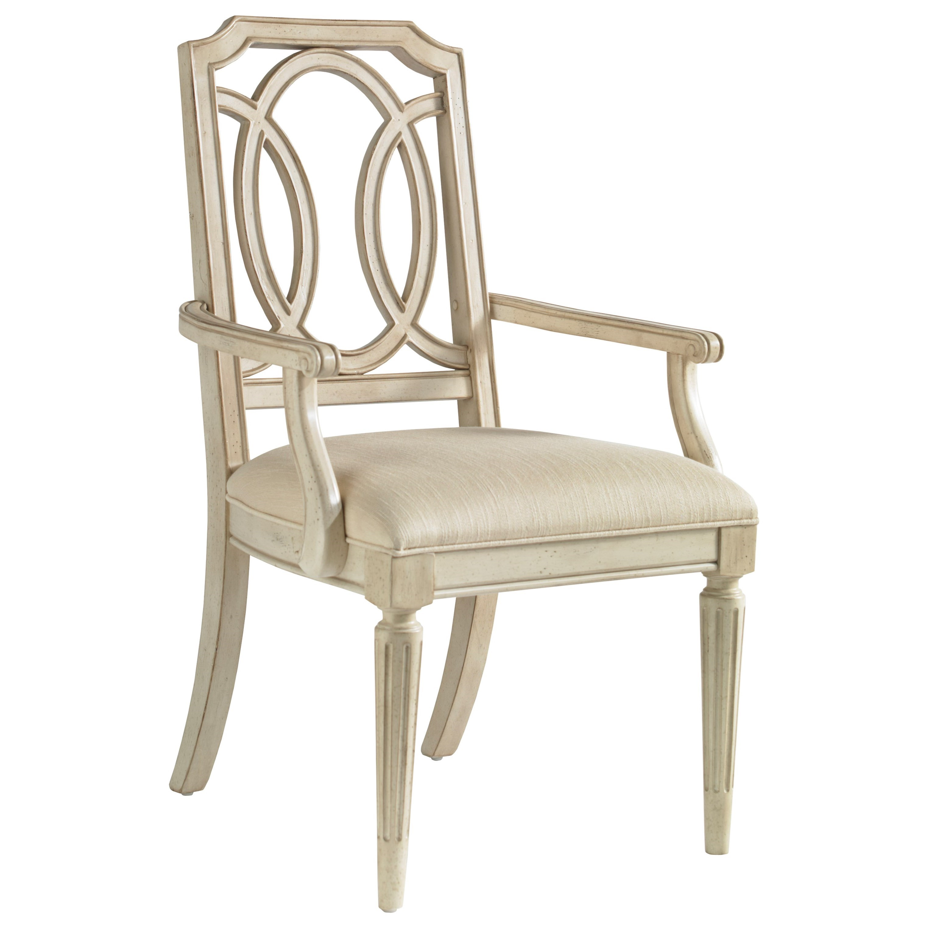 A.R.T. Furniture Inc Provenance Arm Chair - Item Number: 76205-2617