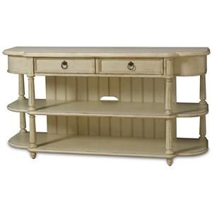 Belfort Signature Sonnet Entertainment Console