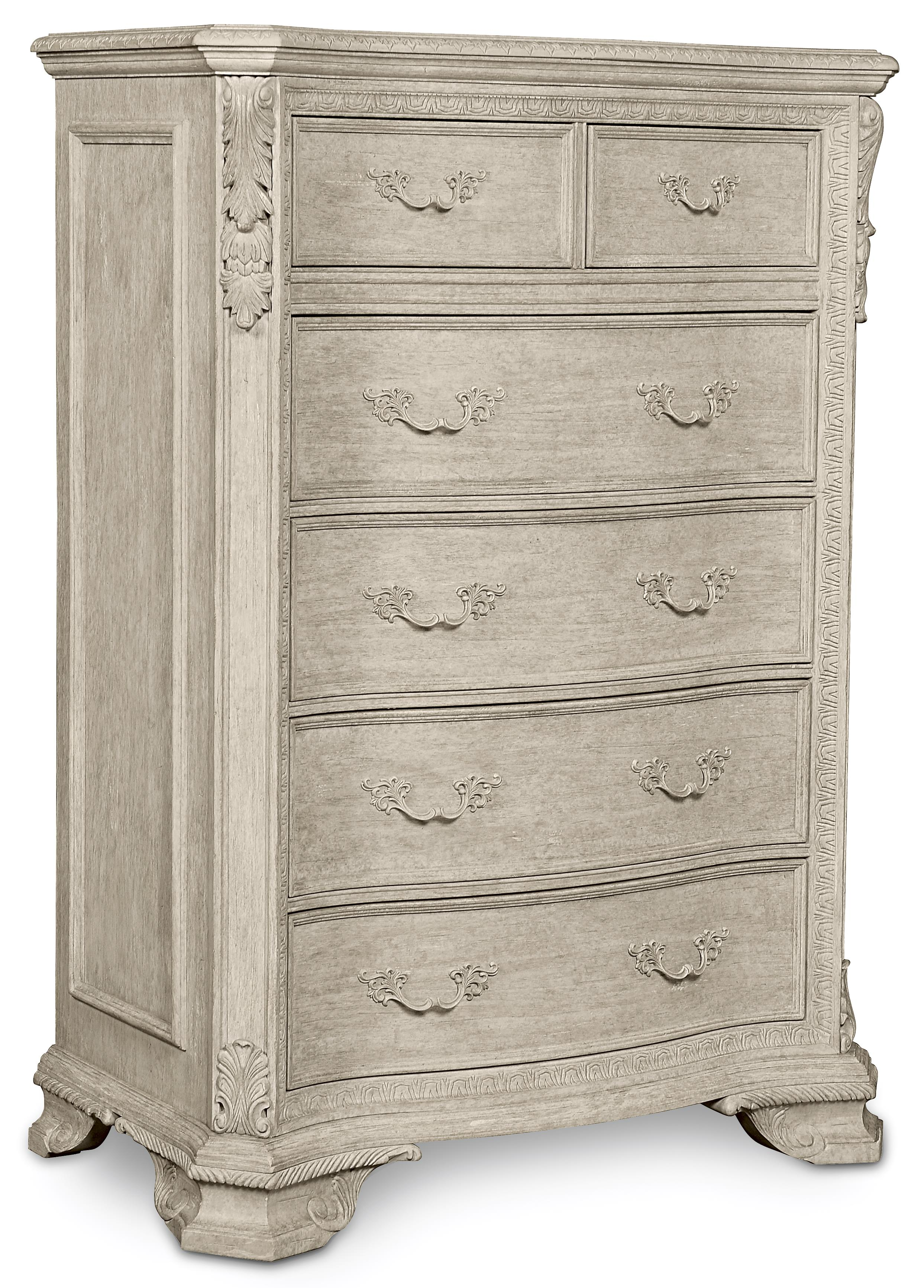 A.R.T. Furniture Inc Renaissance Drawer Chest - Item Number: 243151-2617