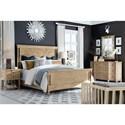 The Great Outdoors Roseline King Bedroom Group - Item Number: 248000-2302 K Bedroom Group 1