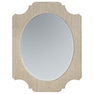 A.R.T. Furniture Inc Roseline Georgia Mirror