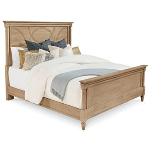 A.R.T. Furniture Inc Roseline King Isla Panel Bed