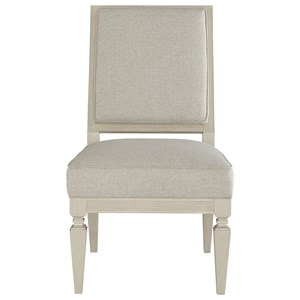 Belfort Signature Elizabeth Linet Upholstered Side Chair