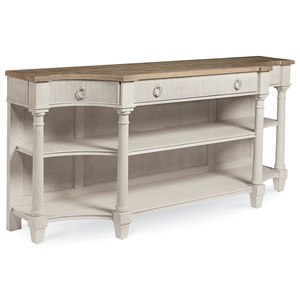 Belfort Signature Elizabeth Liam Entertainment Console