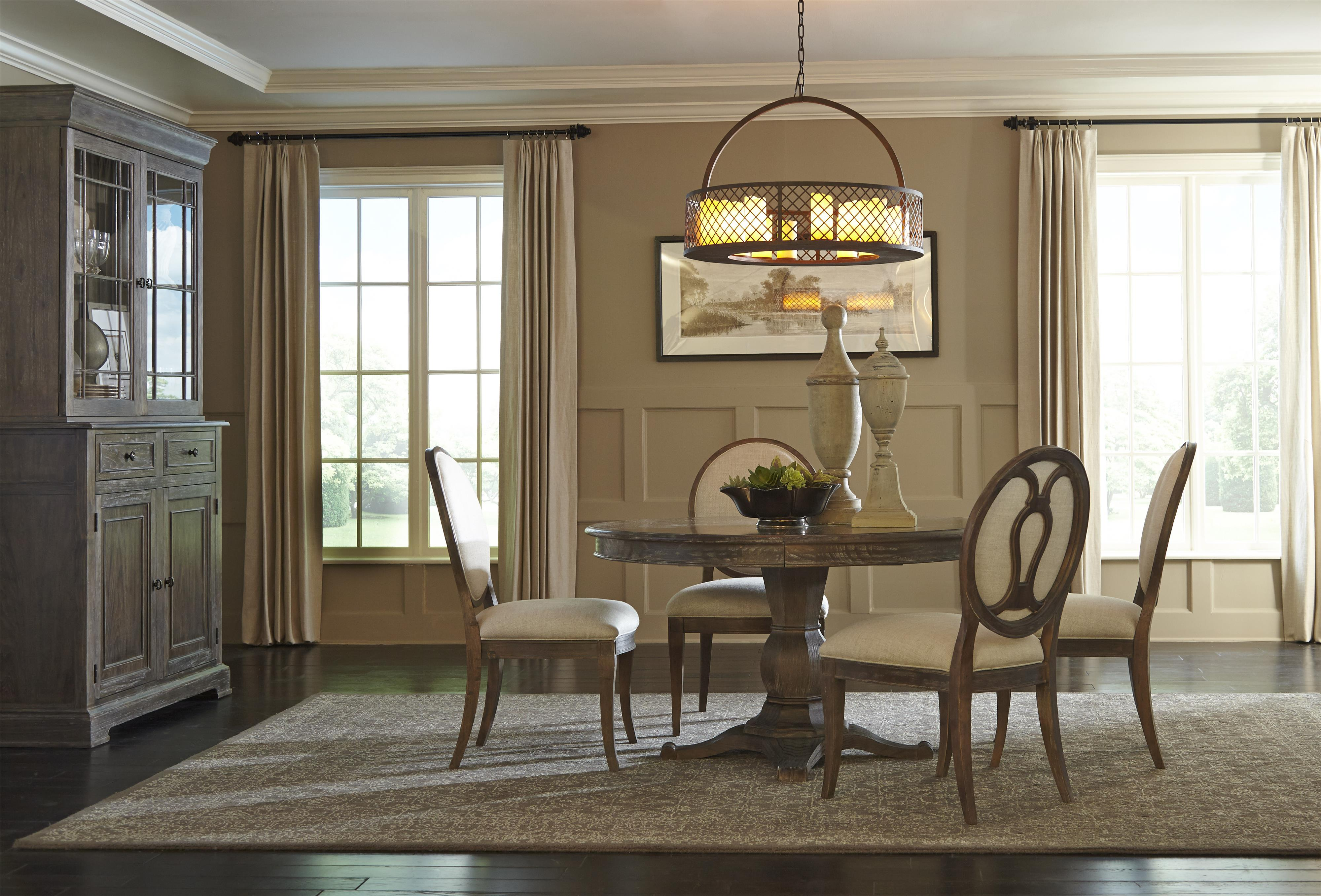 A r t furniture inc saint germain casual dining room for A r t dining room furniture