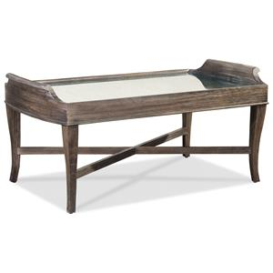 A.R.T. Furniture Inc Saint Germain Rectangular Cocktail Table