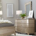 A.R.T. Furniture Inc Starlite Dresser & Accent Mirror - Item Number: 406130-2227+406121