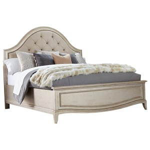 A.R.T. Furniture Inc Starlite Queen Upholstered Panel Bed